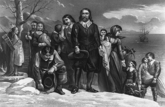 difference between john smith and william bradford There are similarities and differences in the motivation to use religion by these   john smith and william bradford use divine guidance as an explanation for the.